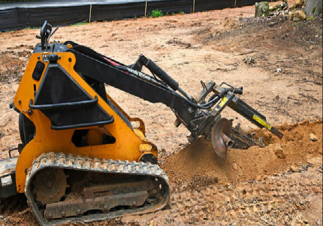 Best ground condition for Trenching in melbournes